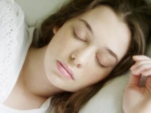 Posisi tidur yang sehat