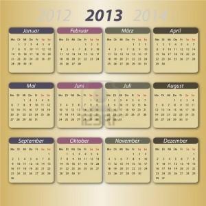 kalender-2013 cuti bersama